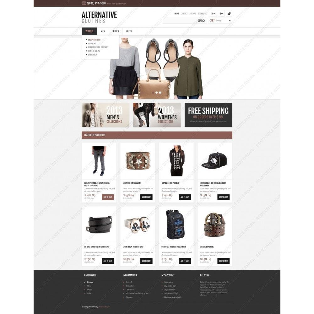 theme - Mode & Schoenen - Alternative Apparel Store - 6