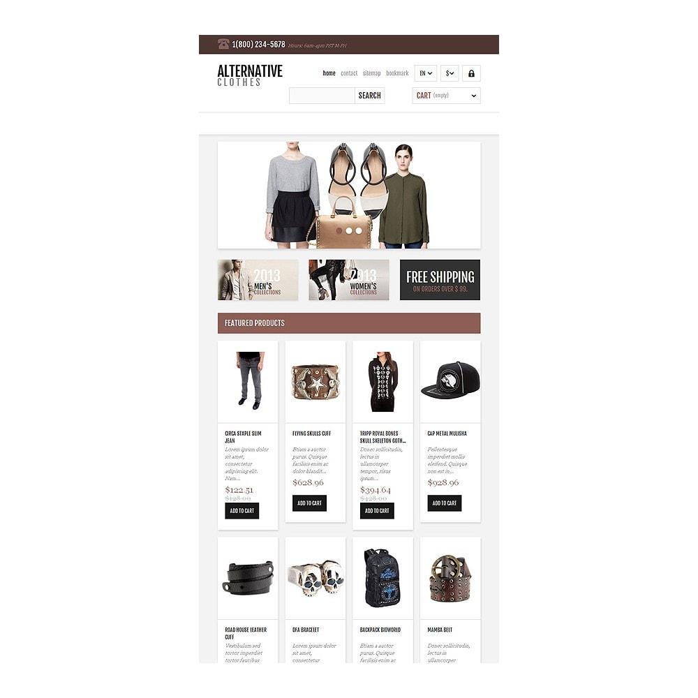 theme - Mode & Schoenen - Alternative Apparel Store - 8