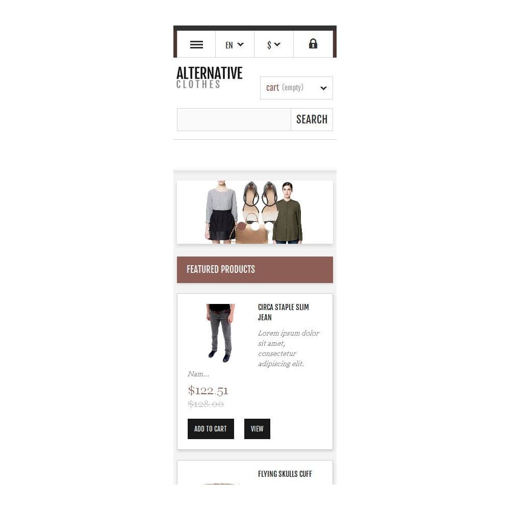 theme - Mode & Schoenen - Alternative Apparel Store - 10