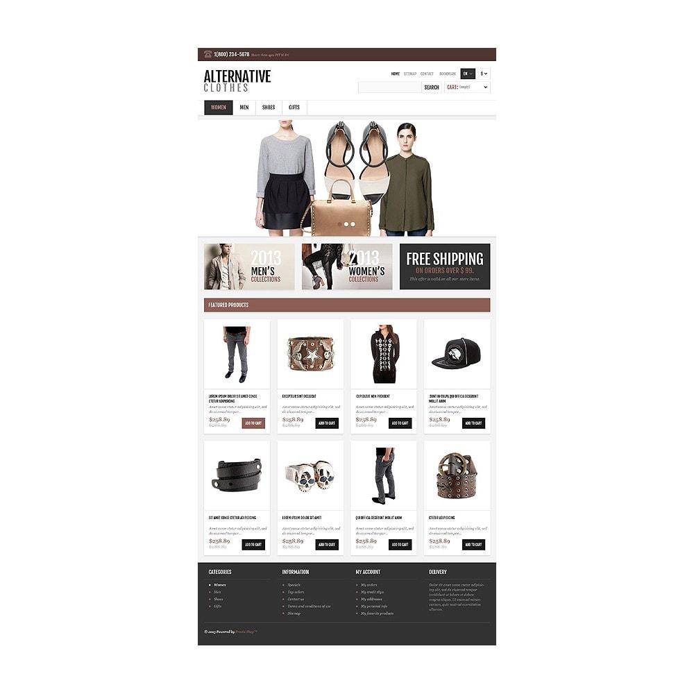 theme - Mode & Schoenen - Alternative Apparel Store - 11