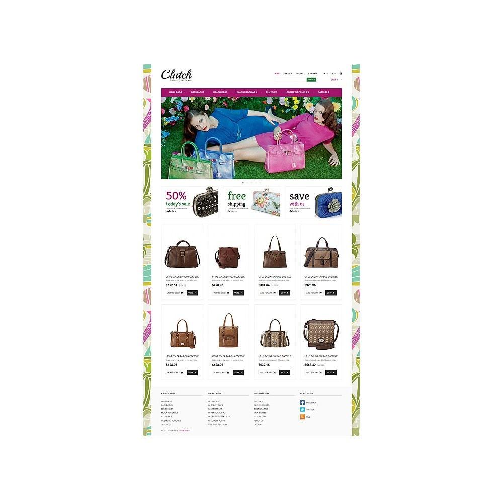 theme - Мода и обувь - Responsive Bags Store - 11