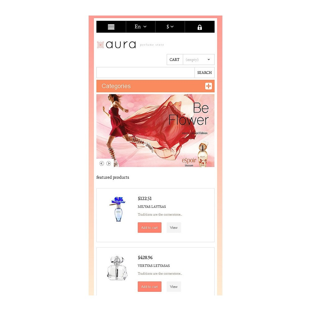 theme - Mode & Schoenen - Responsive Perfumes Store - 9