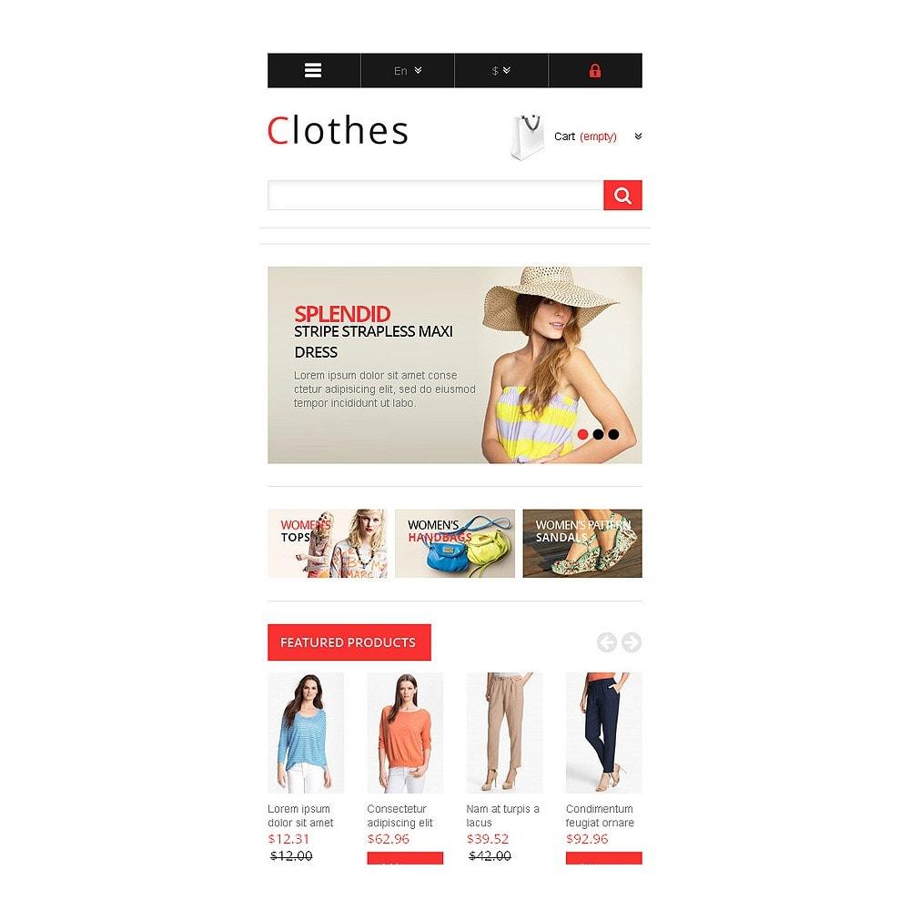 theme - Moda & Obuwie - Responsive Clothing Store - 9