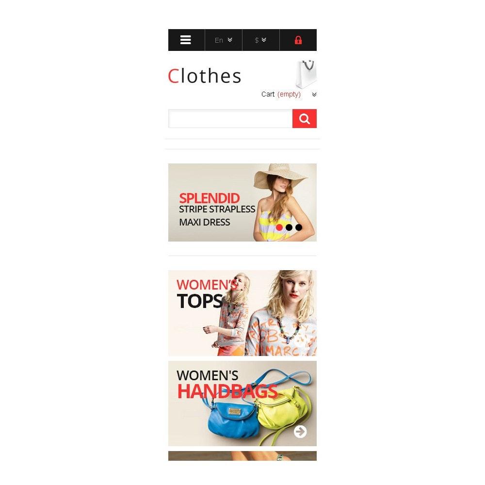 theme - Moda & Obuwie - Responsive Clothing Store - 10
