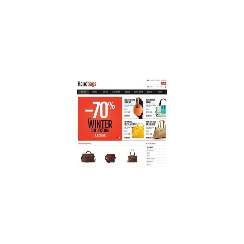 theme - Moda & Calzature - Responsive Handbags Store - 3