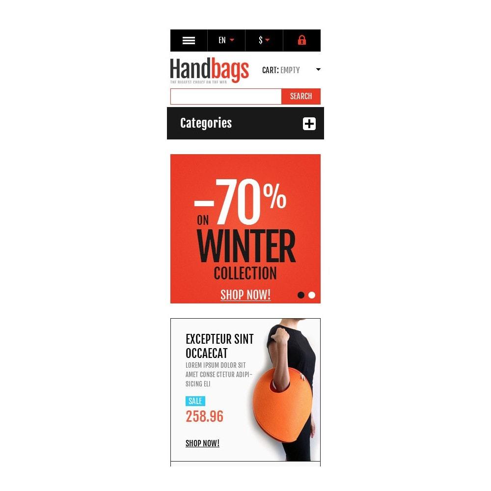 theme - Moda & Calzature - Responsive Handbags Store - 10