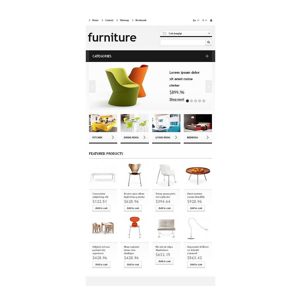 theme - Kultura & Sztuka - Responsive Furniture Store - 8