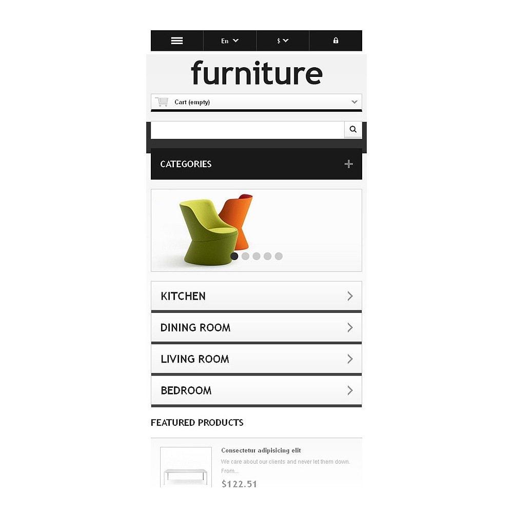 theme - Kultura & Sztuka - Responsive Furniture Store - 9
