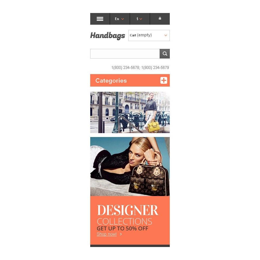 theme - Mode & Schoenen - Responsive Handbags Boutique - 9