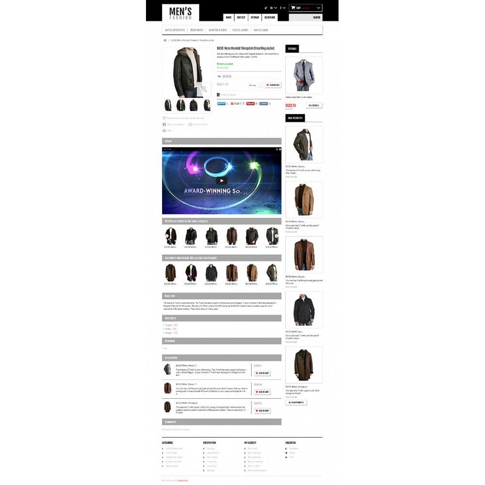 theme - Мода и обувь - Men's Fashion Boutique - 6