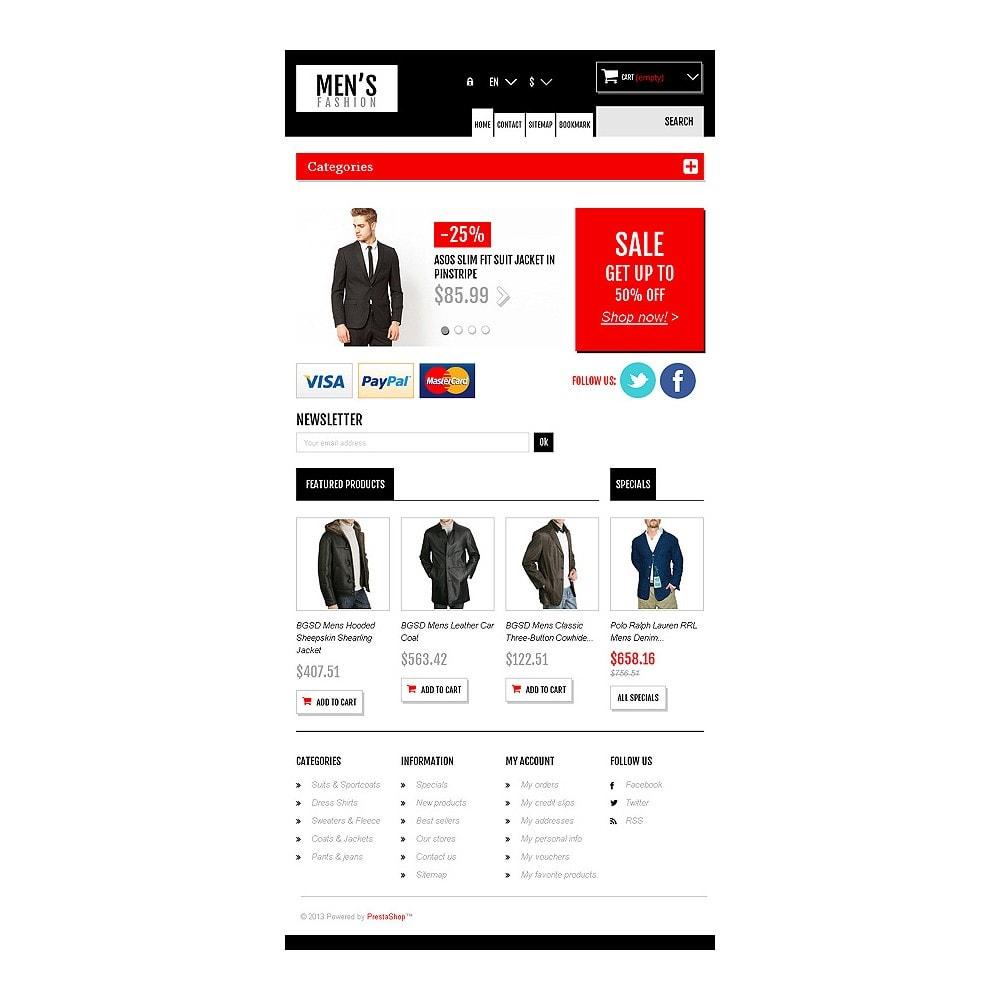 theme - Мода и обувь - Men's Fashion Boutique - 7