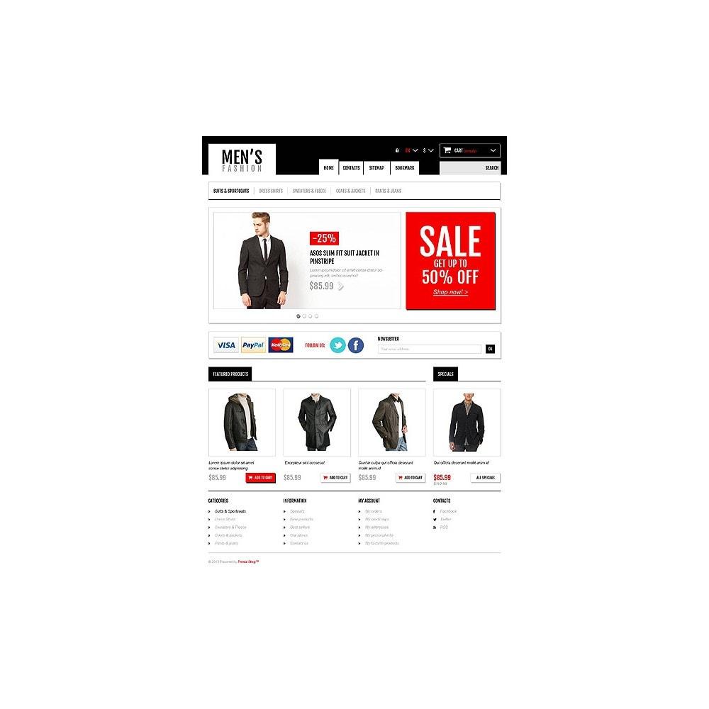 theme - Мода и обувь - Men's Fashion Boutique - 10