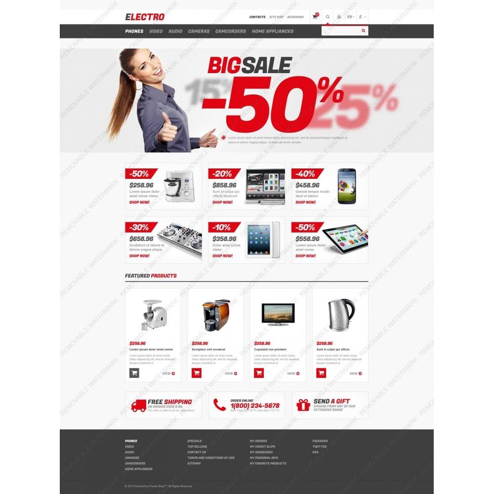 theme - Electrónica e High Tech - Responsive Electro Store - 3