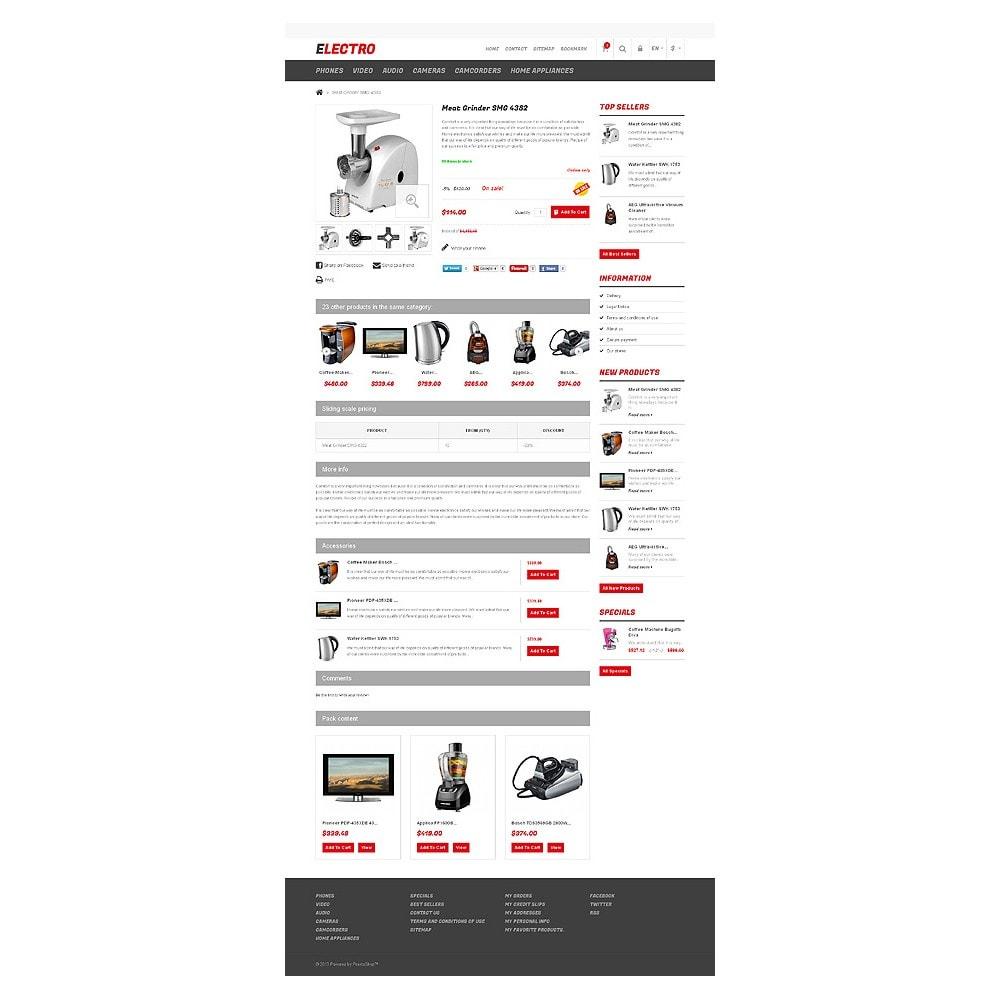 theme - Electrónica e High Tech - Responsive Electro Store - 6