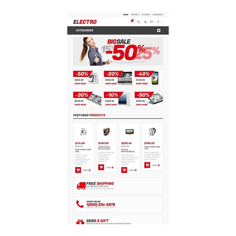 theme - Electrónica e High Tech - Responsive Electro Store - 7