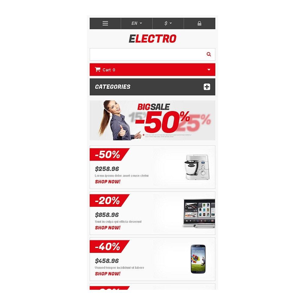 theme - Electrónica e High Tech - Responsive Electro Store - 8