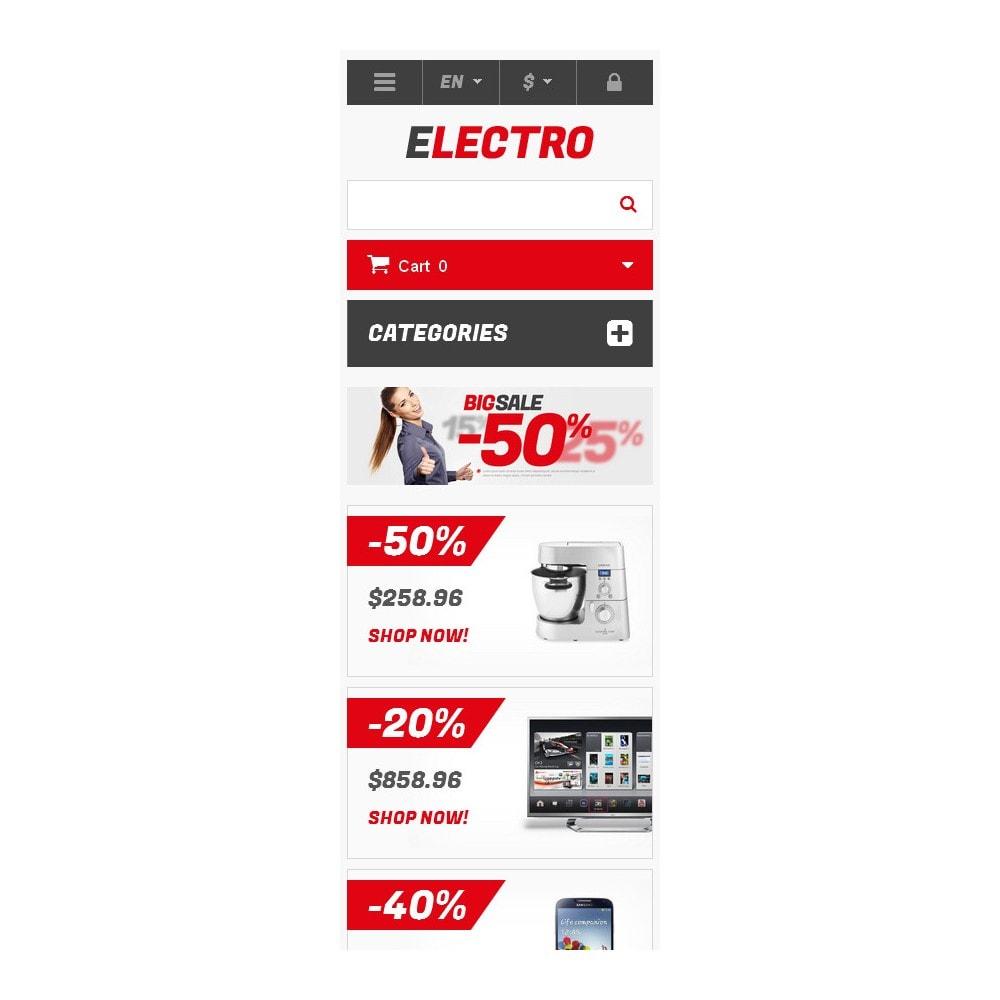 theme - Electrónica e High Tech - Responsive Electro Store - 9