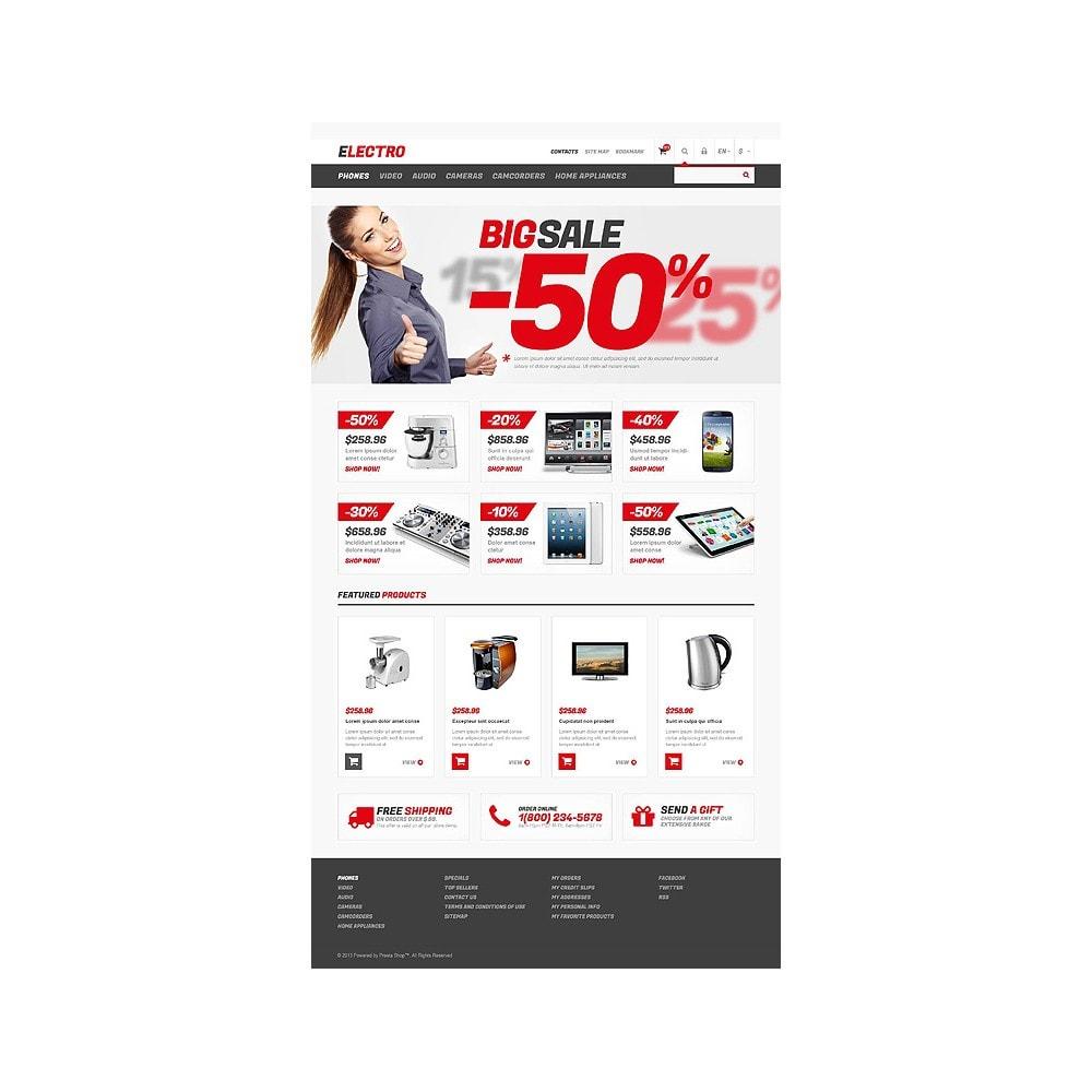 theme - Electrónica e High Tech - Responsive Electro Store - 10