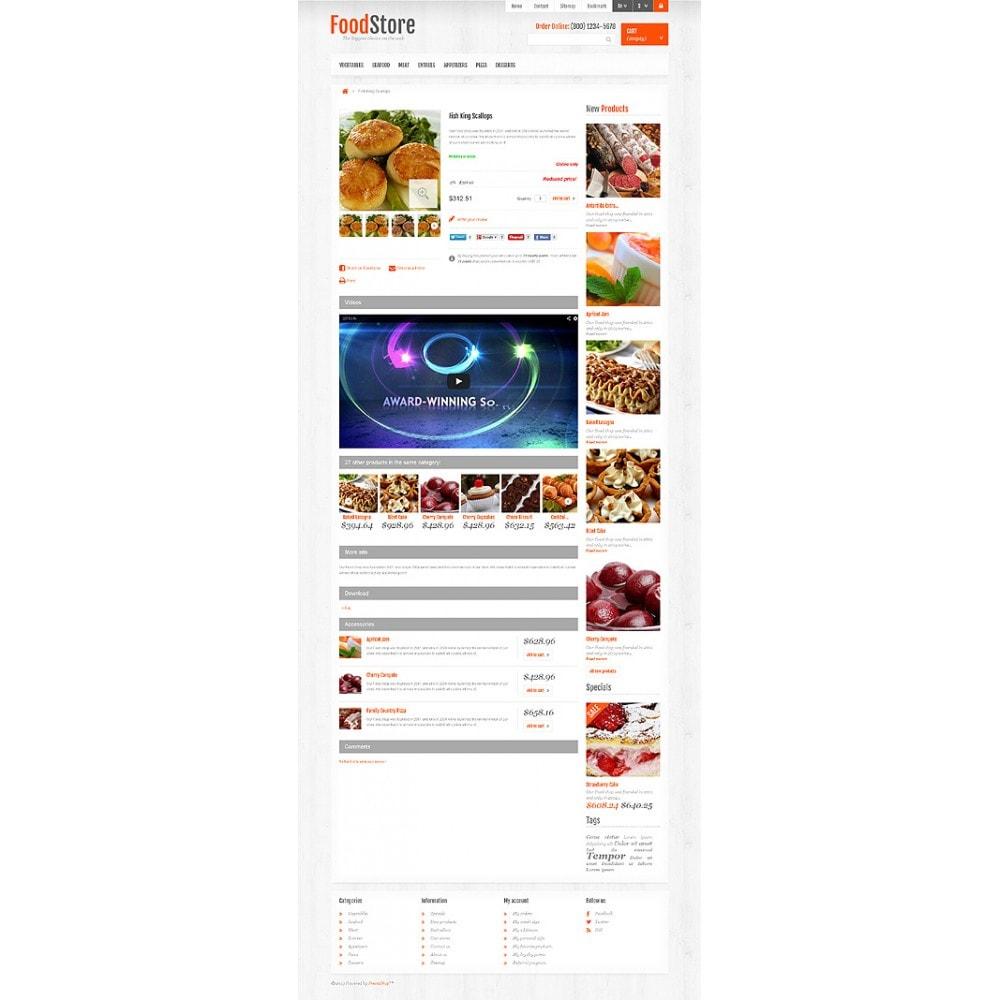 theme - Alimentos & Restaurantes - Responsive Food Store - 6