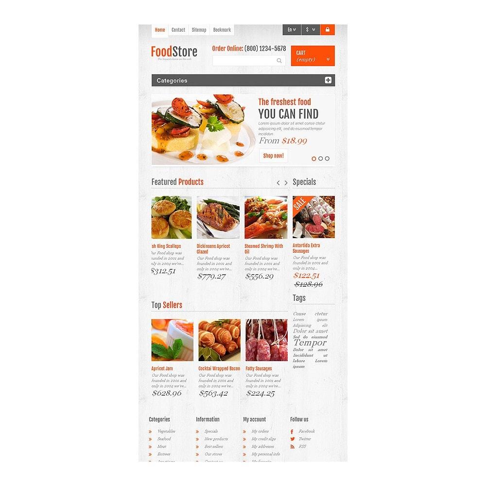 theme - Alimentos & Restaurantes - Responsive Food Store - 7