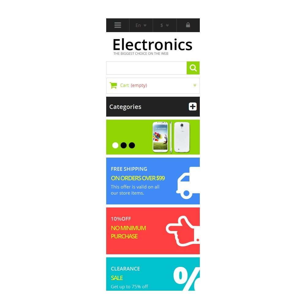 theme - Elettronica & High Tech - Responsive Electronics Store - 10