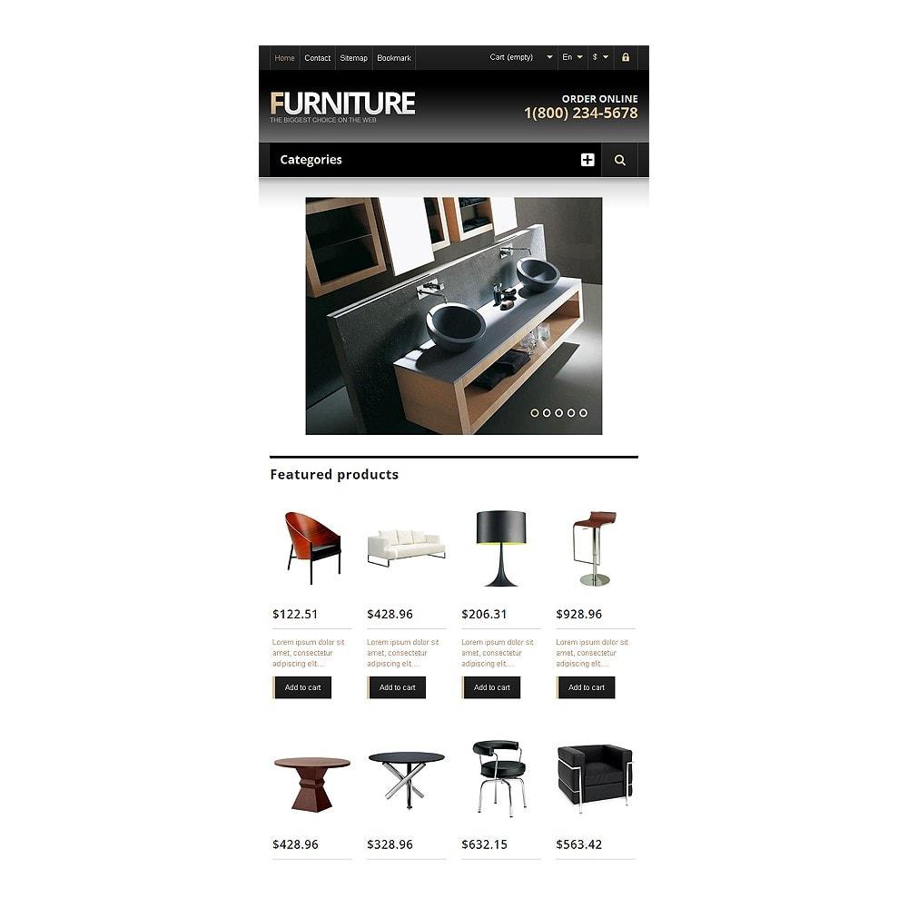 theme - Art & Culture - Responsive Furniture Store - 8