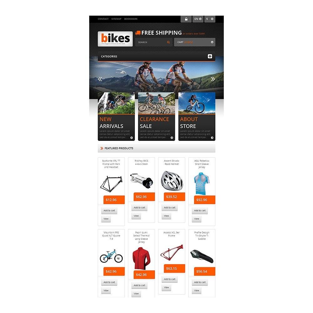 theme - Sport, Aktivitäten & Reise - Responsive Bikes Store - 7
