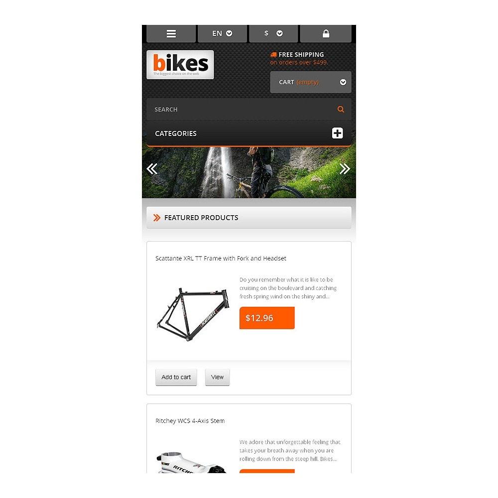 theme - Sport, Aktivitäten & Reise - Responsive Bikes Store - 8