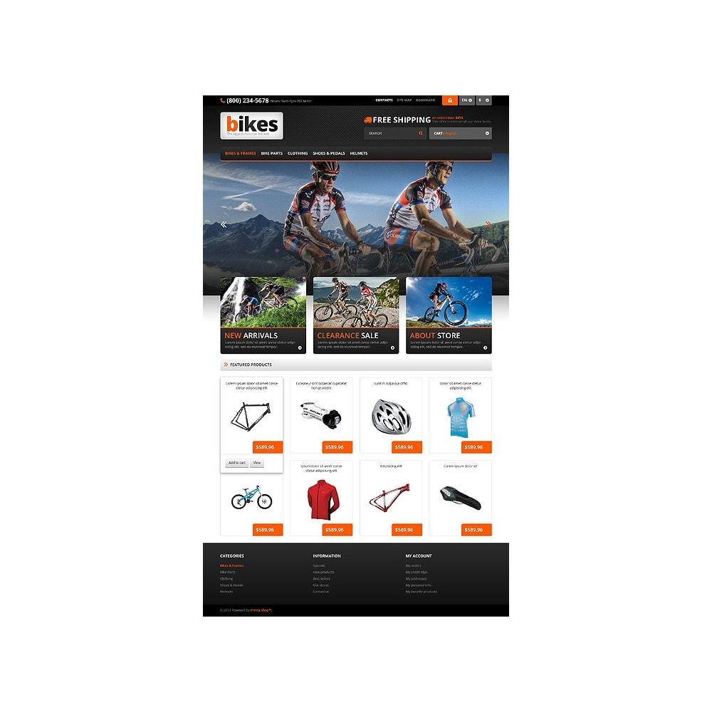 theme - Sport, Aktivitäten & Reise - Responsive Bikes Store - 10