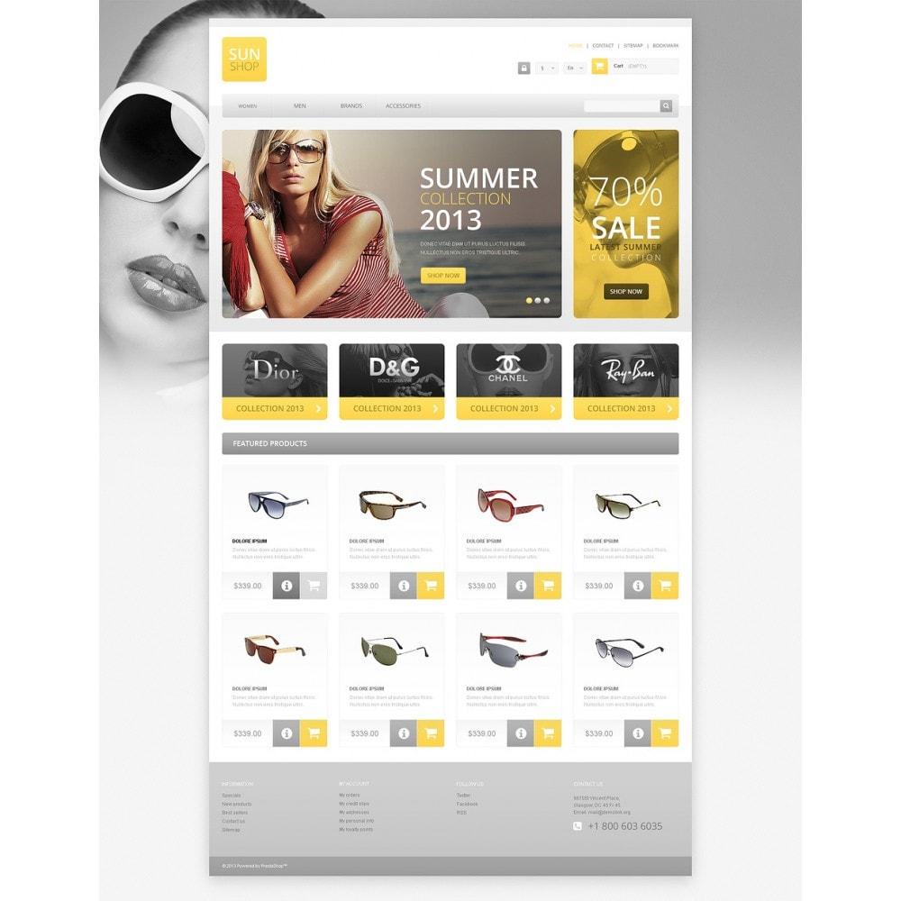 theme - Moda y Calzado - Responsive Sun Shop - 2