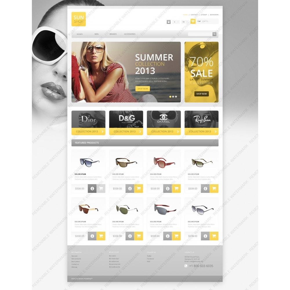 theme - Moda y Calzado - Responsive Sun Shop - 3