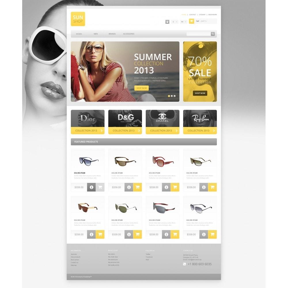 theme - Moda y Calzado - Responsive Sun Shop - 4