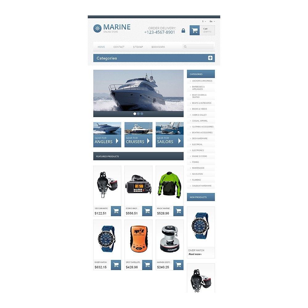 theme - Спорт и Путешествия - Responsive Marine Store - 8