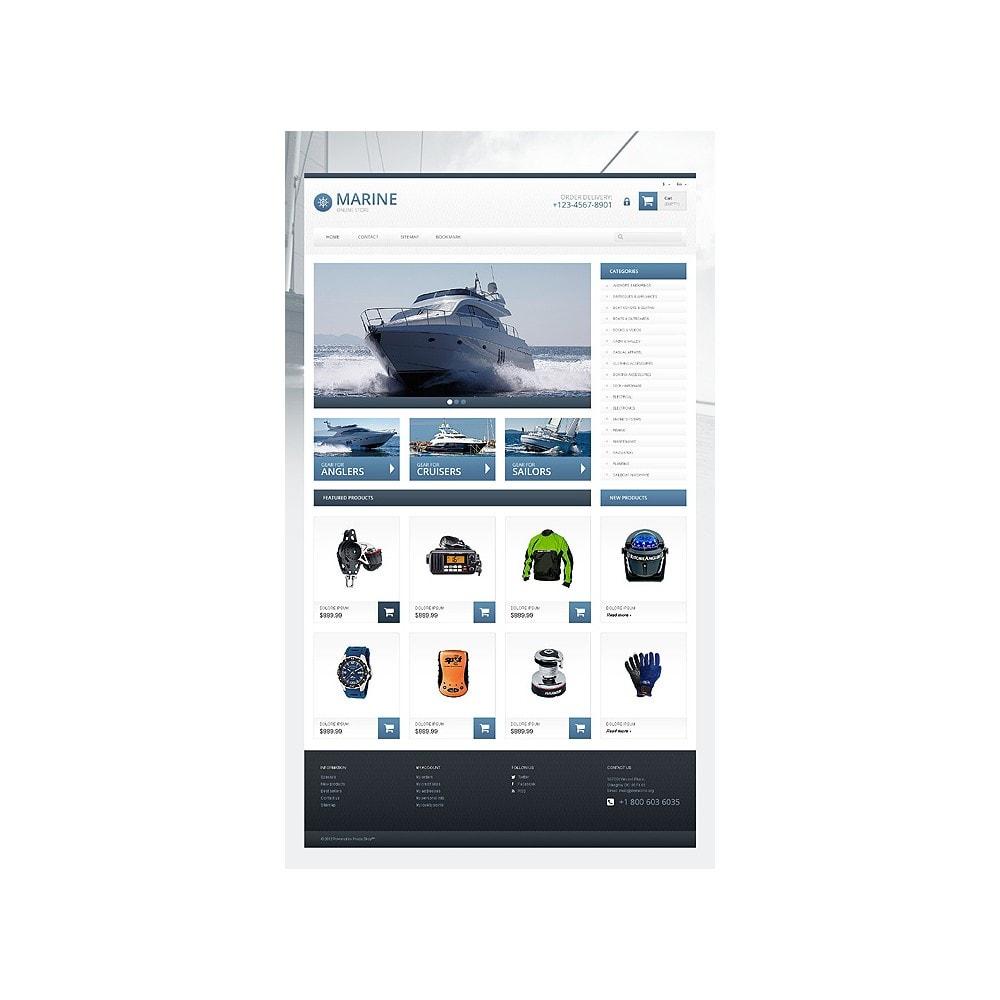 theme - Deportes, Actividades y Viajes - Responsive Marine Store - 10