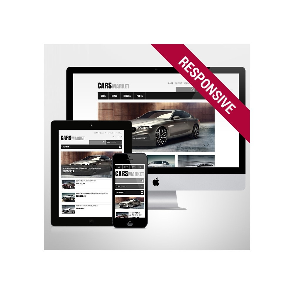 theme - Coches y Motos - Cars and Parts - 1