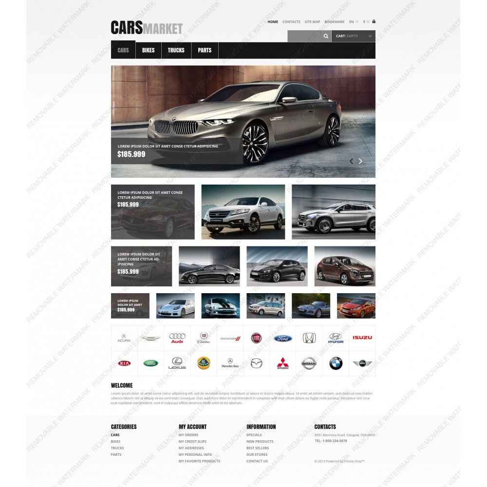 theme - Coches y Motos - Cars and Parts - 5