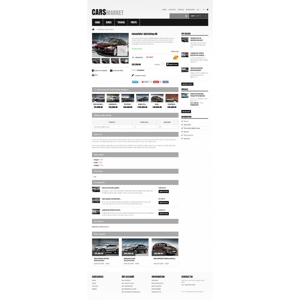 theme - Coches y Motos - Cars and Parts - 6