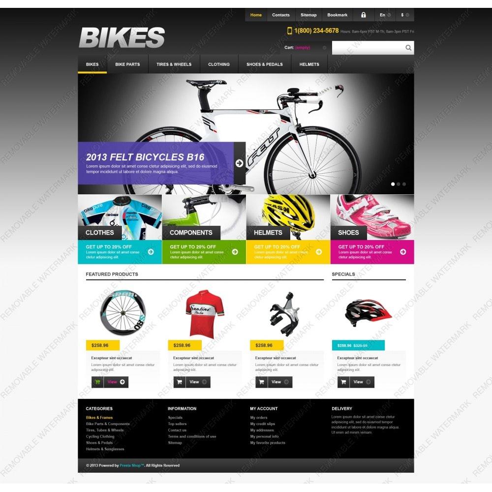 theme - Sport, Rozrywka & Podróże - Responsive Bikes Store - 3