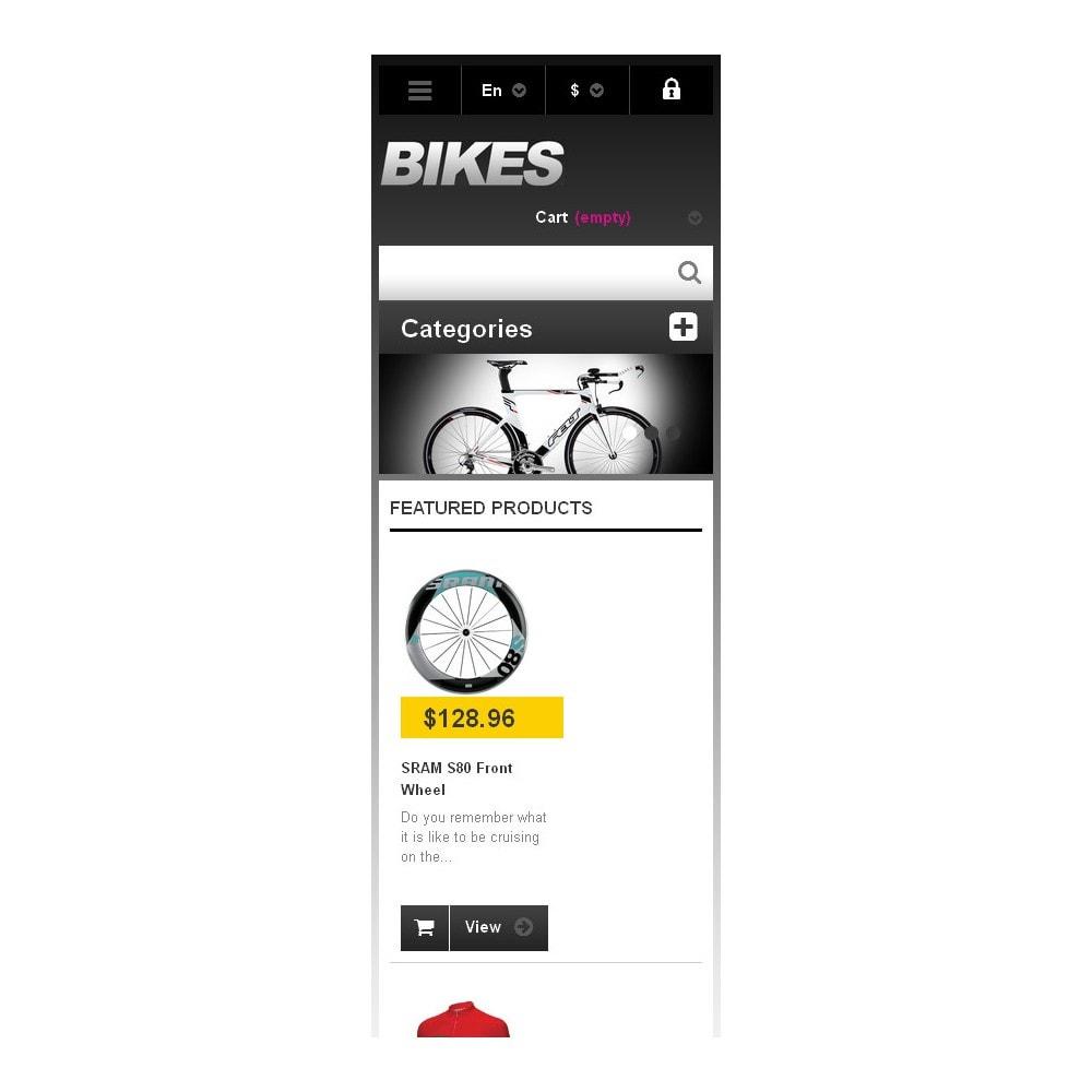 theme - Sport, Rozrywka & Podróże - Responsive Bikes Store - 9