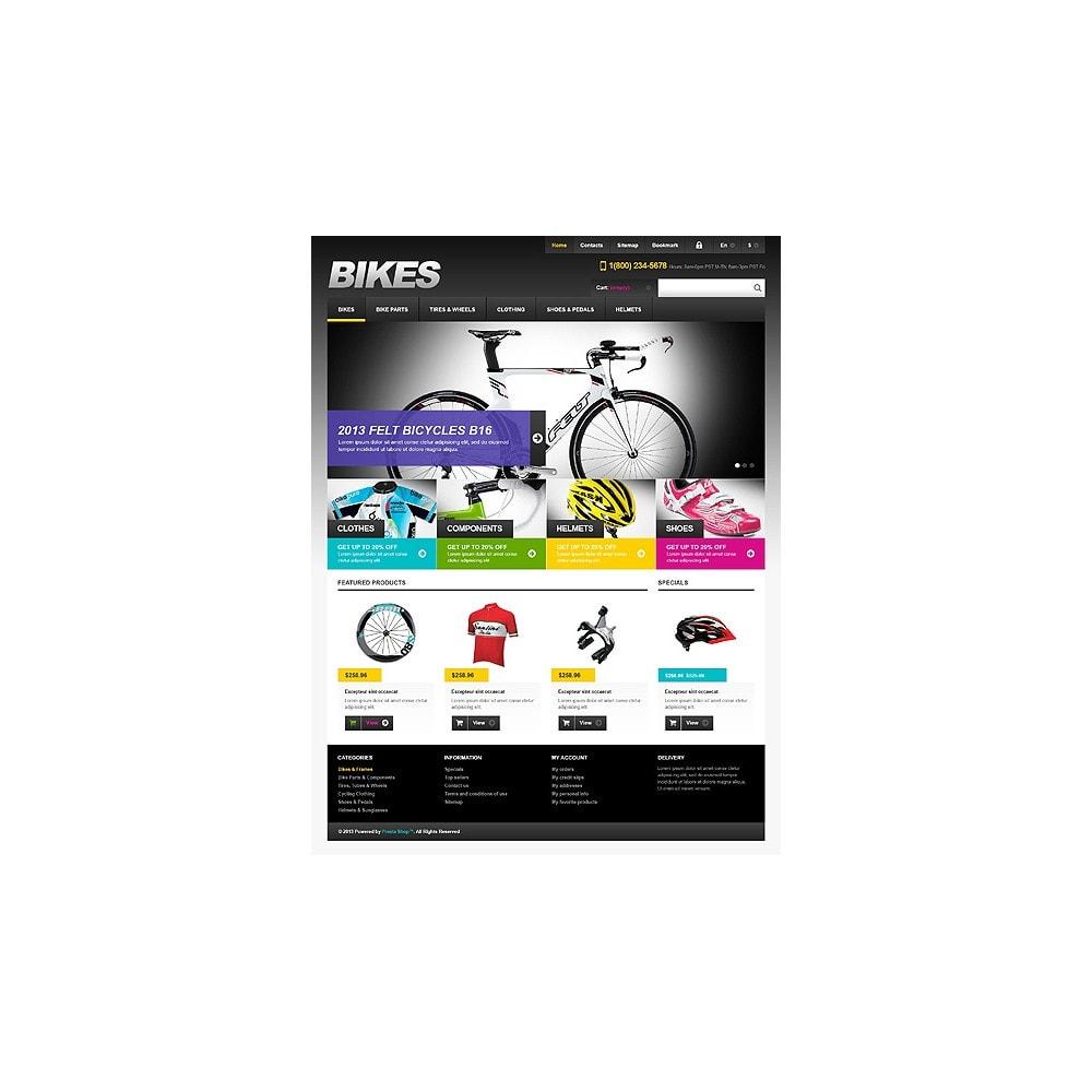 theme - Sport, Rozrywka & Podróże - Responsive Bikes Store - 10