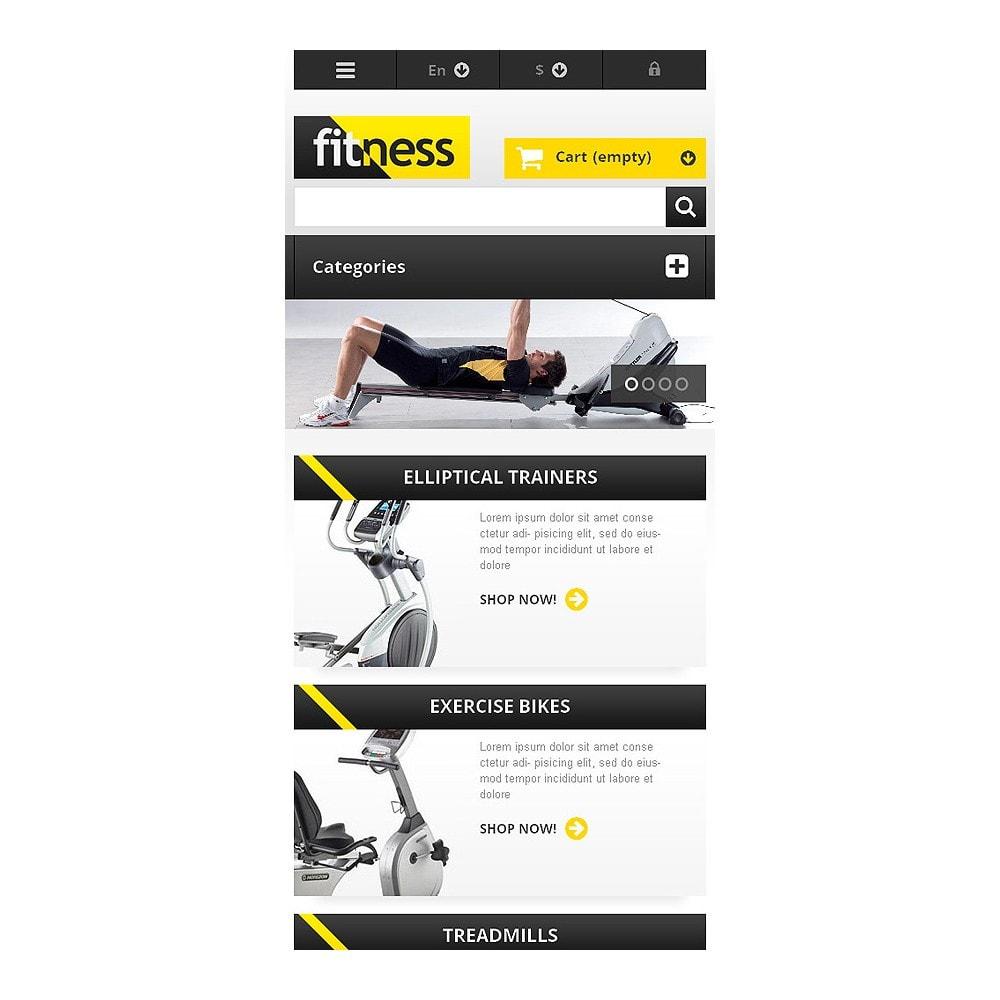 theme - Sport, Attività & Viaggi - Responsive Fitness Store - 8
