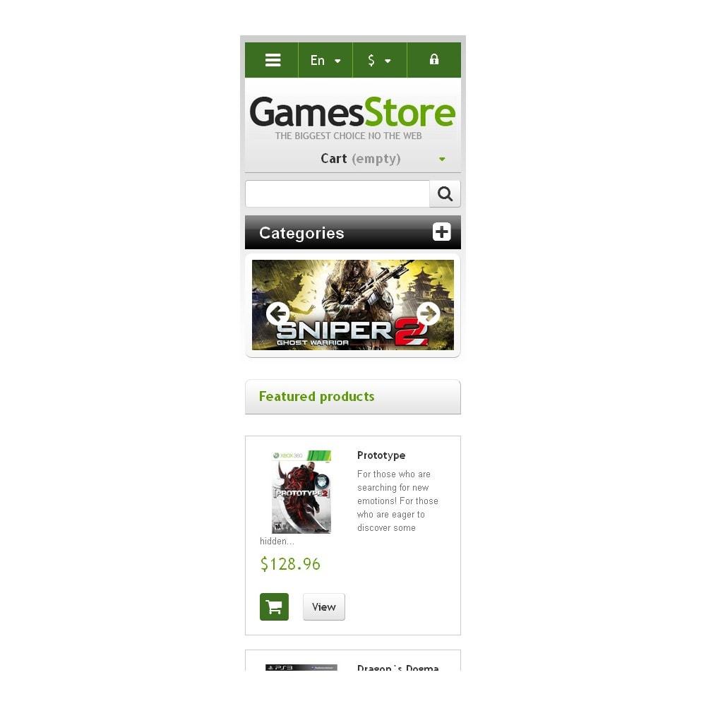 theme - Дети и Игрушки - Responsive Games Store - 9