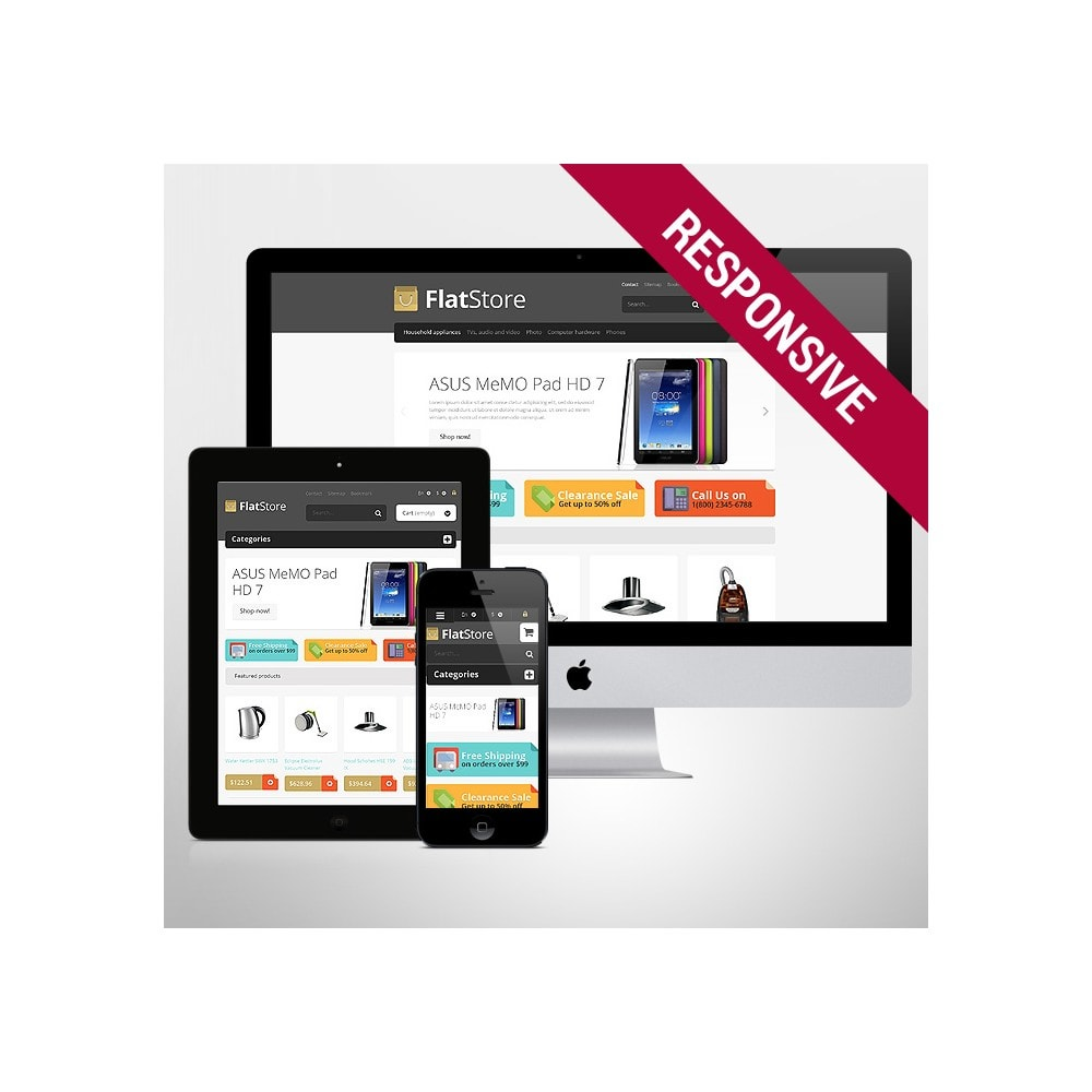theme - Elektronica & High Tech - Responsive Electronics Store - 1
