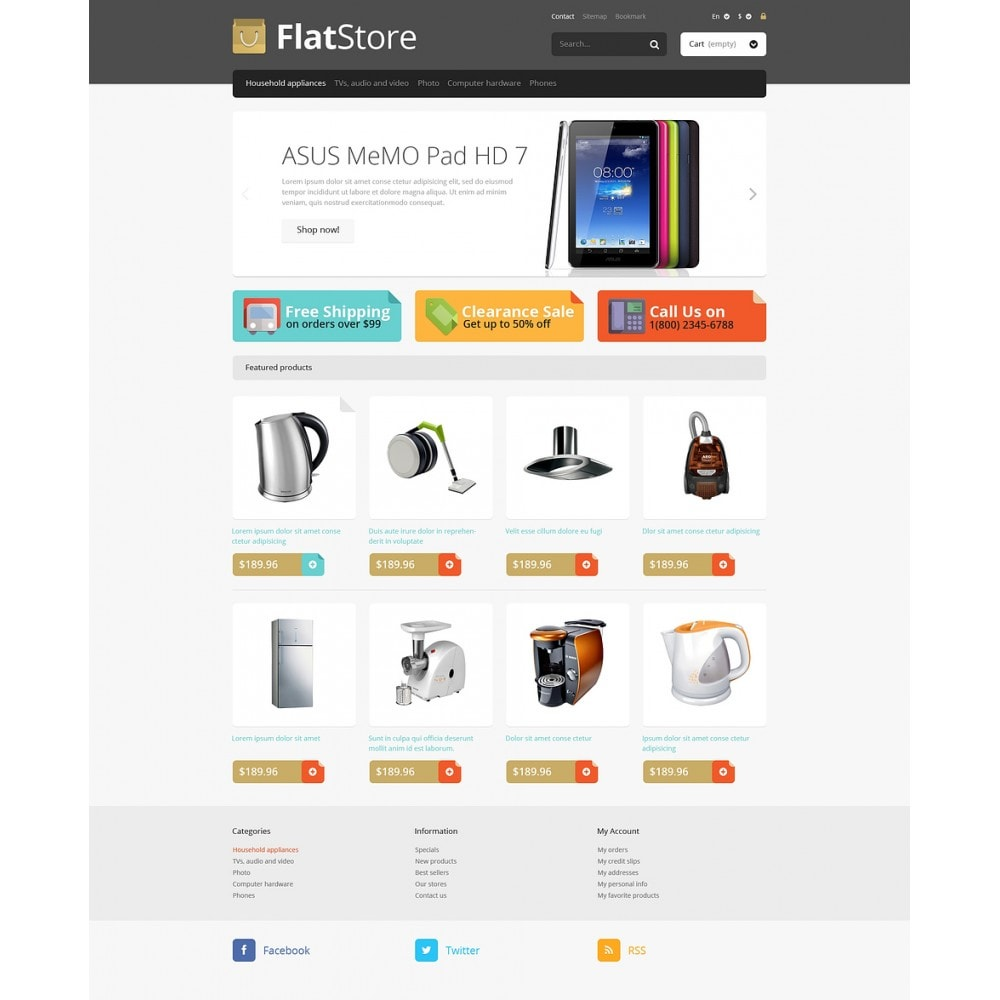theme - Electronique & High Tech - Responsive Electronics Store - 2