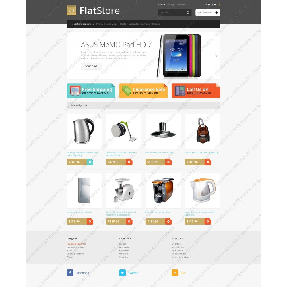 theme - Elektronica & High Tech - Responsive Electronics Store - 3