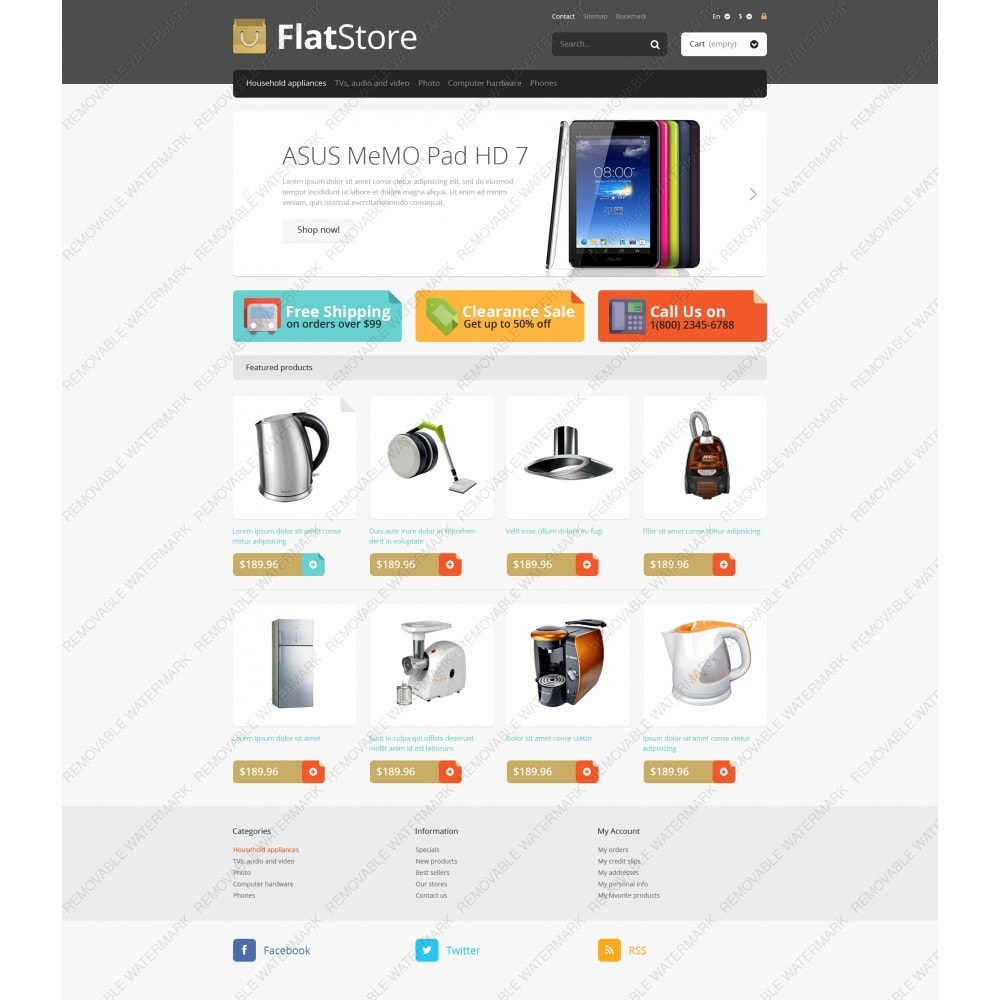 theme - Elektronica & High Tech - Responsive Electronics Store - 5