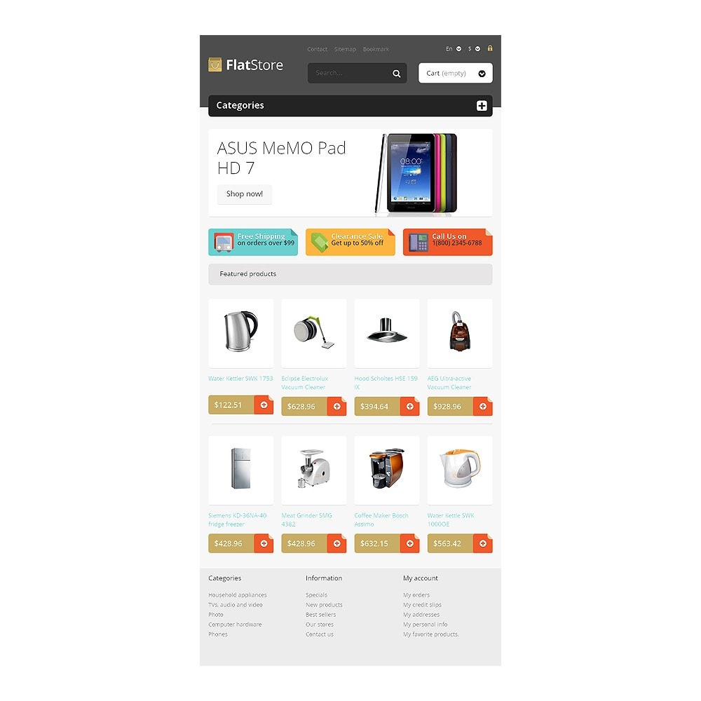 theme - Electronique & High Tech - Responsive Electronics Store - 7