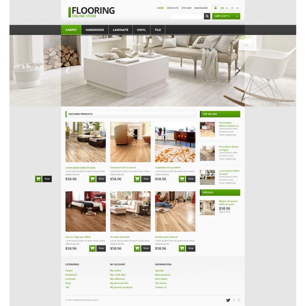 theme - Arte y Cultura - Responsive Flooring Store - 4