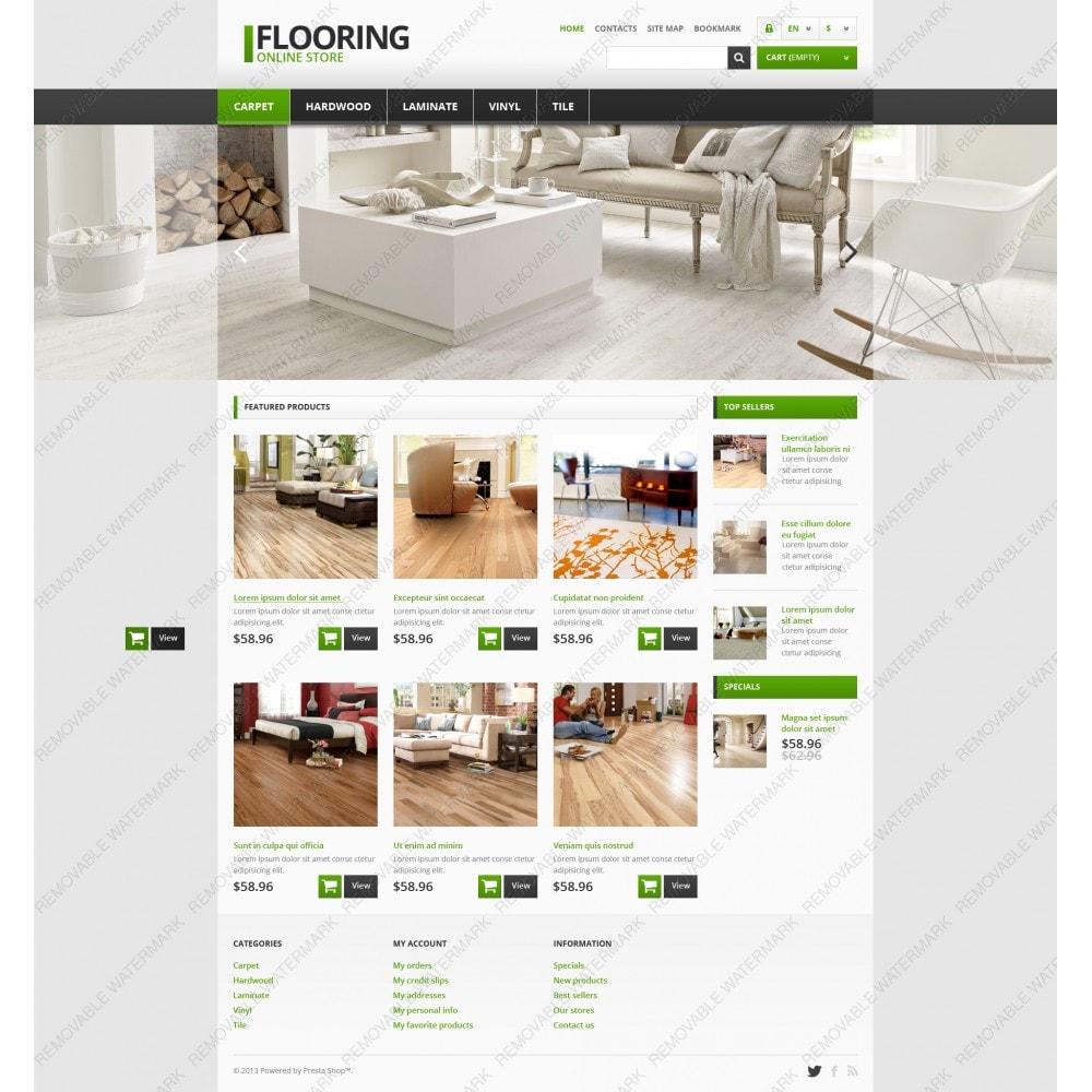 theme - Arte y Cultura - Responsive Flooring Store - 5