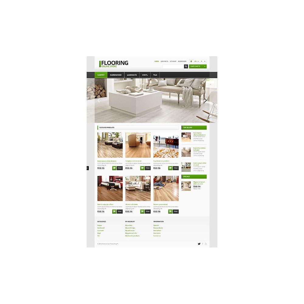 theme - Arte y Cultura - Responsive Flooring Store - 10